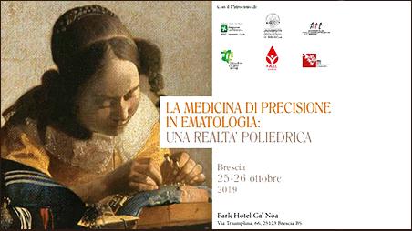 La medicina di precisione in ematologia: una realtà poliedrica